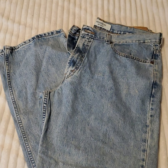 Red Tag Levi Mens Jeans